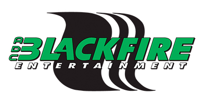ADC Blackfire entertainment logo