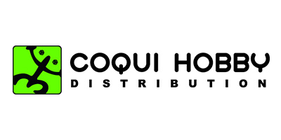 coqui Hobby Distribution logo