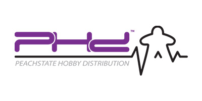 PHD Peachstate Hobby Distribution logo